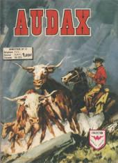Audax (4e Série - Courage Exploit) (1973) -21- La longue chevauchée