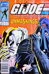 G.I. Joe: A Real American Hero (Marvel comics - 1982) -55- Unmasking
