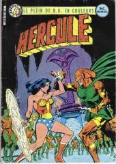 Hercule avec Wonder Woman (Collection Flash Couleurs) -12- Hercule 12
