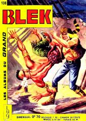 Blek (Les albums du Grand) -138- Numéro 138