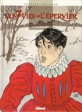 Les 7 Vies de l'Épervier -1d1997- La blanche morte