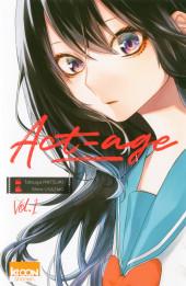 Act-age -1- Kei yonagi