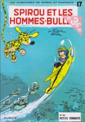 Spirou et Fantasio -17Été20- Spirou et les hommes-bulles