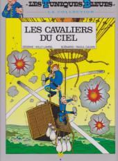 Les tuniques Bleues - La Collection (Hachette, 2e série) -408- Les cavaliers du ciel