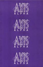 Axis Alpha (1994) -1- Axis Alpha 1