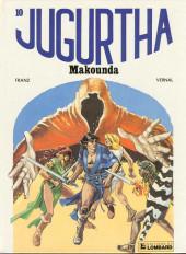 Jugurtha -10- Makounda