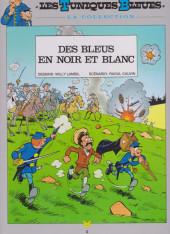 Les tuniques Bleues - La Collection (Hachette, 2e série) -511- Des bleus en noir et blanc