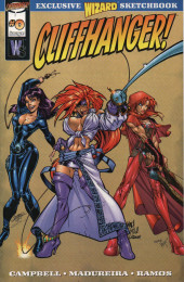 Wildstorm Cliffhanger! (1997) -0- Sketchbook