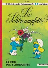 Les schtroumpfs -3b1984/10- La schtroumpfette