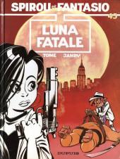 Spirou et Fantasio -45a2001- Luna fatale