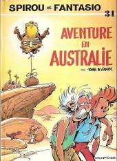 Spirou et Fantasio -34a1990- Aventure en Australie