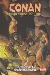 Conan le Barbare (Panini/Marvel - 2019) -2- Les Enfants de la Grande Mort rouge