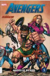 Avengers (Presses aventure) -5- Nouvelles recrues