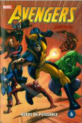 Avengers (Presses aventure) -6- Héros en puissance