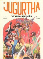 Jugurtha -11- Le feu des souvenirs