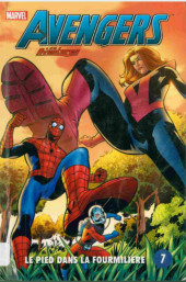 Avengers (Presses aventure) -7- Le pied dans la fourmilière