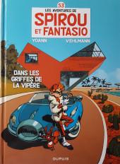 Spirou et Fantasio -53Été20- Dans les griffes de la Vipère