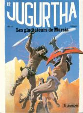 Jugurtha -12- Les gladiateurs de Marsia