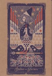 L'atelier des sorciers -HS6- Carnet de croquis