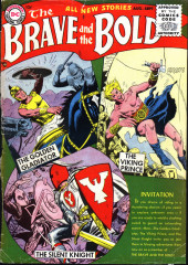 The brave And the Bold Vol.1 (DC comics - 1955) -1- The Brave and the Bold!