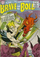 The brave And the Bold Vol.1 (DC comics - 1955) -2- Tales of Blazing Adventure
