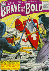 The brave And the Bold Vol.1 (DC comics - 1955) -3- Issue # 3