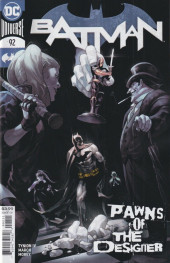 Batman Vol.3 (DC Comics - 2016) -92- Their Dark Designs, Part Seven