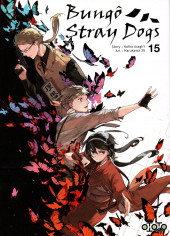 Bungô Stray Dogs -15- Tome 15