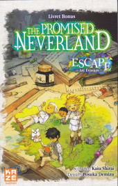 Promised Neverland (The) -HS- Escape - Arc évasion