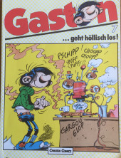 Gaston (en allemand) -7- ...gehthöllisch los !