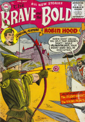The brave And the Bold Vol.1 (DC comics - 1955) -5- Issue # 5