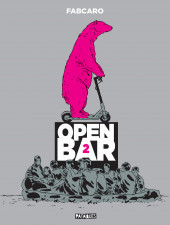 Couverture de Open Bar -2- 2e Tournée