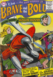 The brave And the Bold Vol.1 (DC comics - 1955) -6- Issue # 6