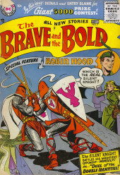 The brave And the Bold Vol.1 (DC comics - 1955) -7- Duel of the Double Identities!