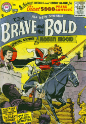 The brave And the Bold Vol.1 (DC comics - 1955) -8- Issue # 8