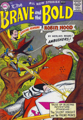 The brave And the Bold Vol.1 (DC comics - 1955) -9- Issue # 9