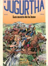 Jugurtha -14- Les monts de la lune