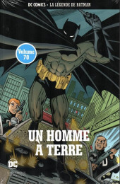 DC Comics - La légende de Batman -70- Un homme à terre