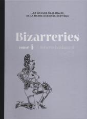 Les grands Classiques de la Bande Dessinée érotique - La Collection -104101- Bizarreries - Tome 4