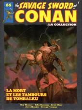 Savage Sword of Conan (The) (puis The Legend of Conan) - La Collection (Hachette) -66- La mort et les tambours de tombalku