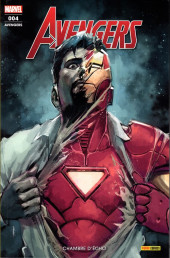 Avengers (Marvel France - 2020) -4- Chambre d'écho