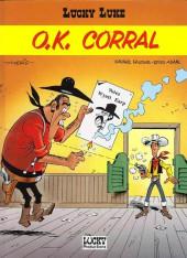 Lucky Luke -66été20- O.K. Corral