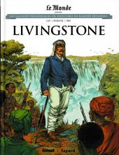 Les grands Personnages de l'Histoire en bandes dessinées -36- Livingstone