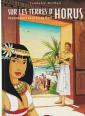 Sur les terres d'Horus -1a2002- Khaemouaset ou la loi de Maât