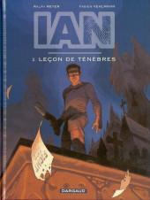 Ian -2- Leçon de ténèbres