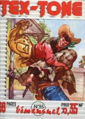 Tex-Tone -95- Prisonniers des Apaches