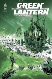 Hal Jordan : Green lantern -2- Les sables d'émeraude