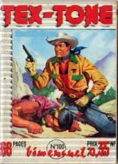 Tex-Tone -100- La piste du couguar