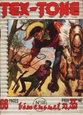 Tex-Tone -118- Le héros