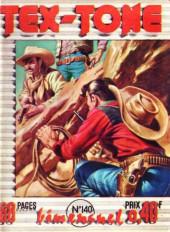 Tex-Tone -140- Le lasso d'or